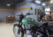 Authorized Service Center Royal Enfield di BSD City