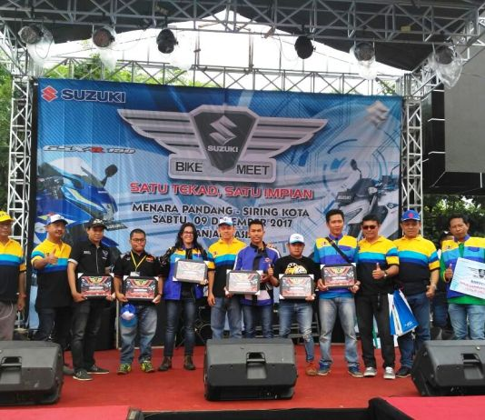Suzuki Bike Meet Banjarmasin 2017 SBM 1 p7