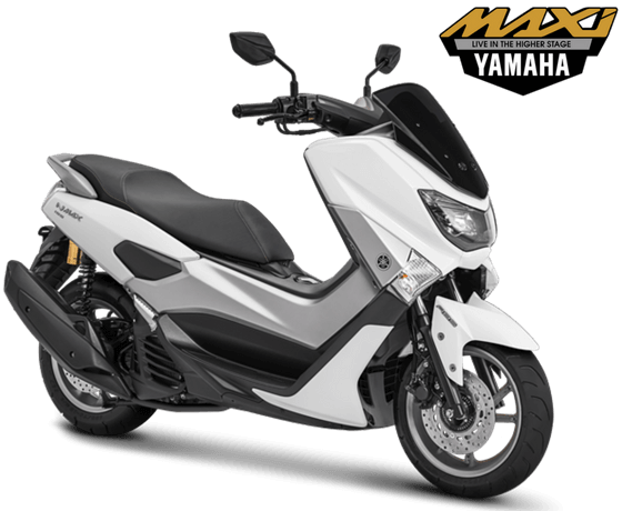 Yamaha NMAX 155 ABS Model 2018 Warna Putih WHite