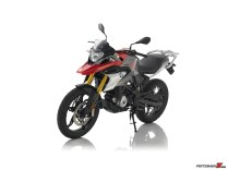 BMW G310GS Racing Red 30 P7