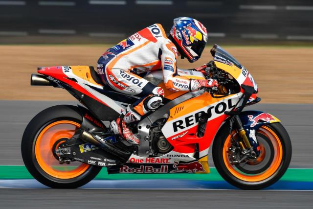Dani Pedrosa 26 MotoGP Official Test Buriram 2018