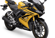 Yamaha All New R15 Versi 2018 Warna Kuning racing Yellow