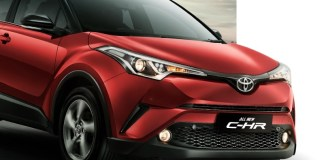 Toyota C-HR Indonesia