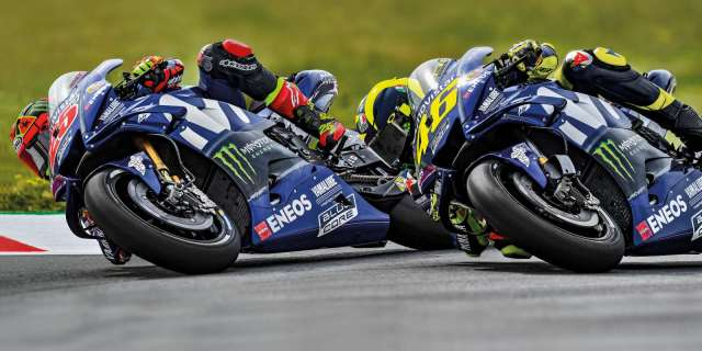 Monster Yamaha MotoGP Title Sponsorship 2019