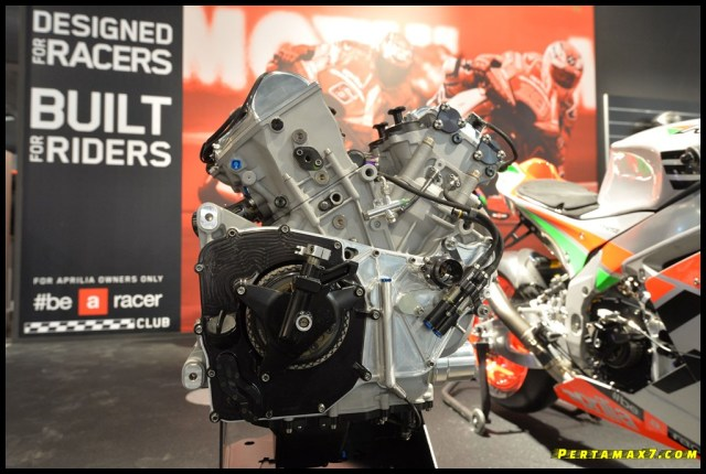 Engine Aprilia RSV4 FW-GP P7