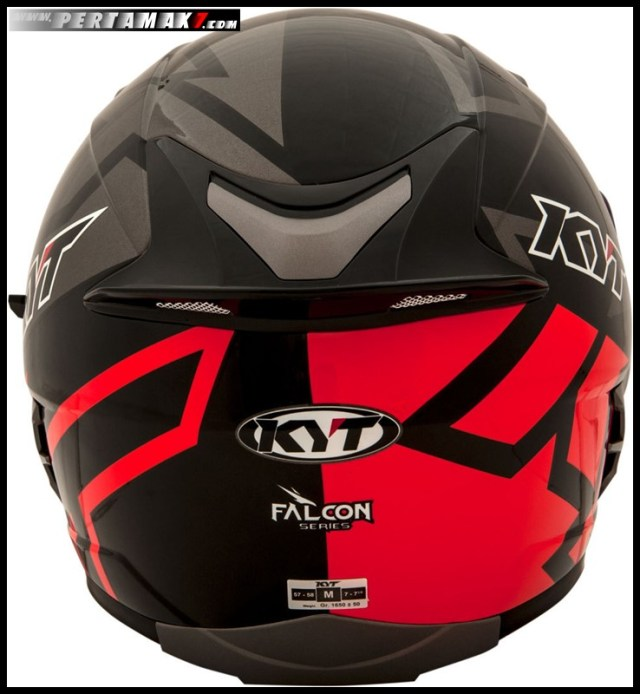 KYT FALCON EU Faster Red 001 P7