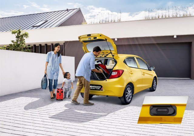 Wallpaper All new Honda Brio 049 Pertamax7