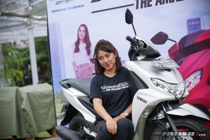Yamaha FreeGo Jogja Model P7