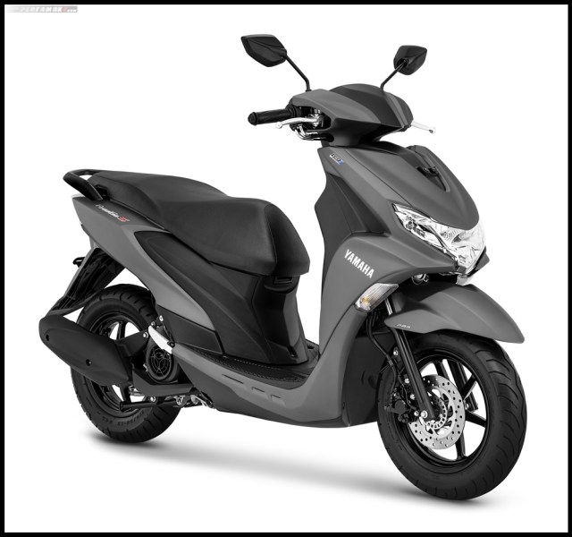 Yamaha FreeGo S Matte Grey