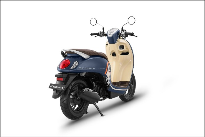 Honda All New Scoopy 110
