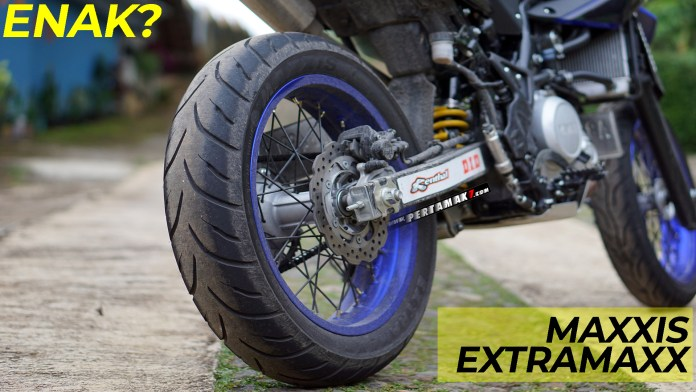 Review Ban Maxxis Extramaxx
