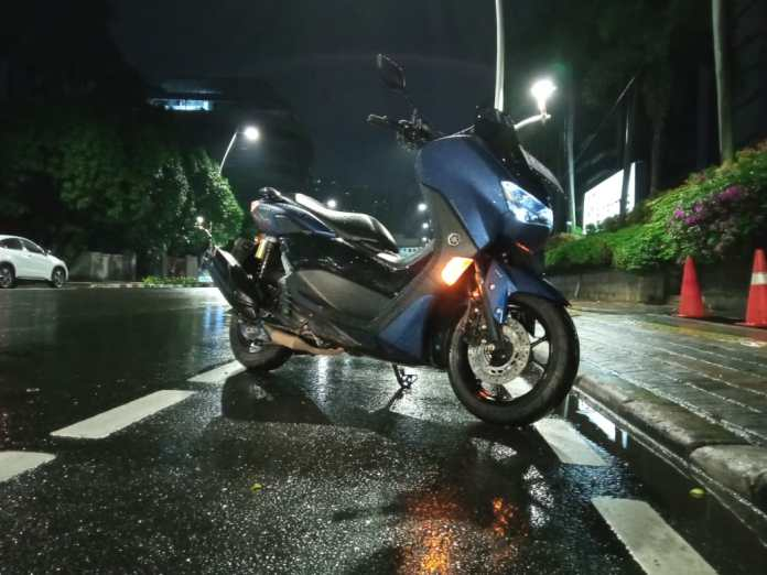 Cara Kerja Traction Control System Yamaha NMAX ABS Connected