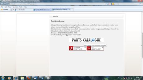 klik parts catalogue