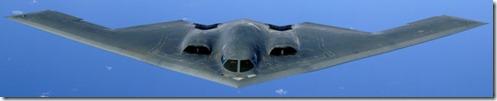 bomber b2 spirit
