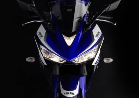 headlamp yamaha-r25