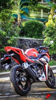 All New Honda CBR150R 2016 Warna Merah Racing Red 20 Pertamax7.com