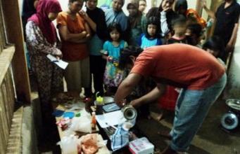 Pelatihan Pembuatan Olahan Jamur Tiram Crispy