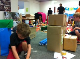 Box City 2 - photo courtesy Sam McGahan