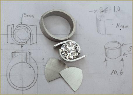 Engagement education perth diamond company