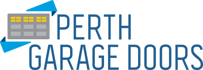 Perth Garage Doors logo - click to return home