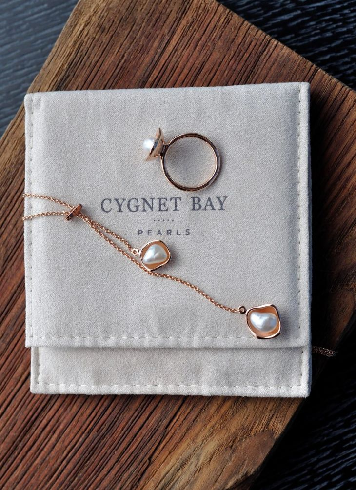 Cygnet Bay Pearls and KU DE TA collaboration for Save The Children