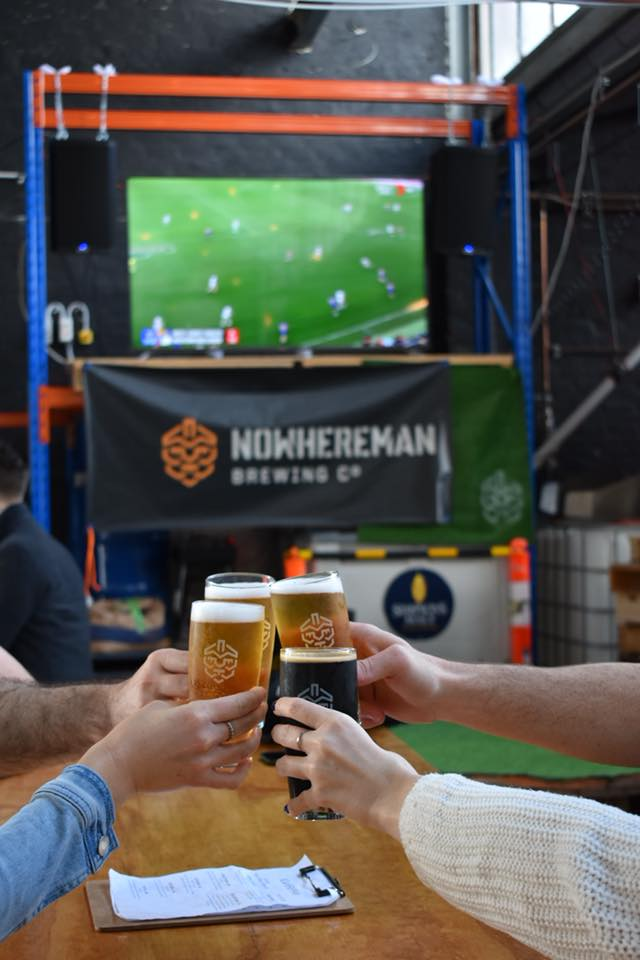 Nowhereman Brewery