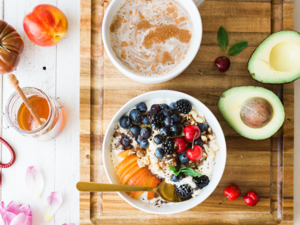 10 Instagram Accounts to Follow for Healthy Eating Inspiration