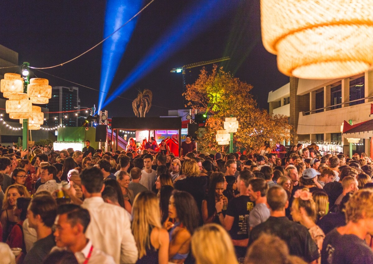 Noodle Palace is kicking off with an epic music line up this weekend!