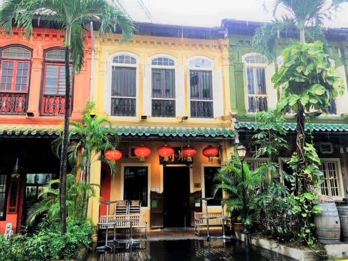 Emerald Hill – Places to visit in Singapore