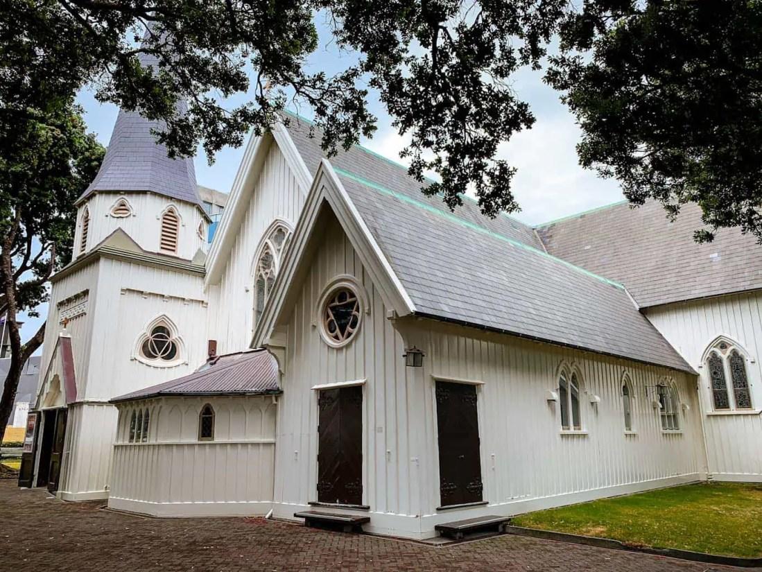 Old St Pauls Wellington
