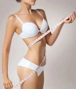 Porovnavacia tabuľka pre menštruačné nohavičky Perites