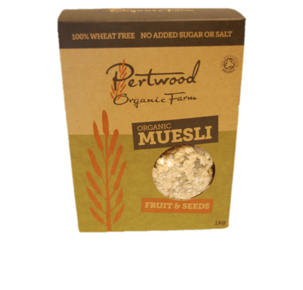 Fruit & Seed Muesli