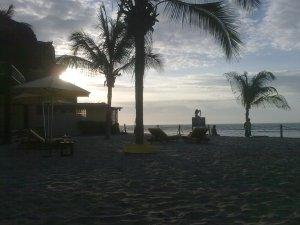 Mancora Strand