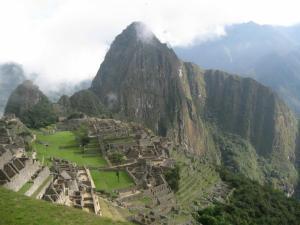 Machu Picchu Inkastadt, Machu Picchu, Weltkulturerbe Machu Picchu