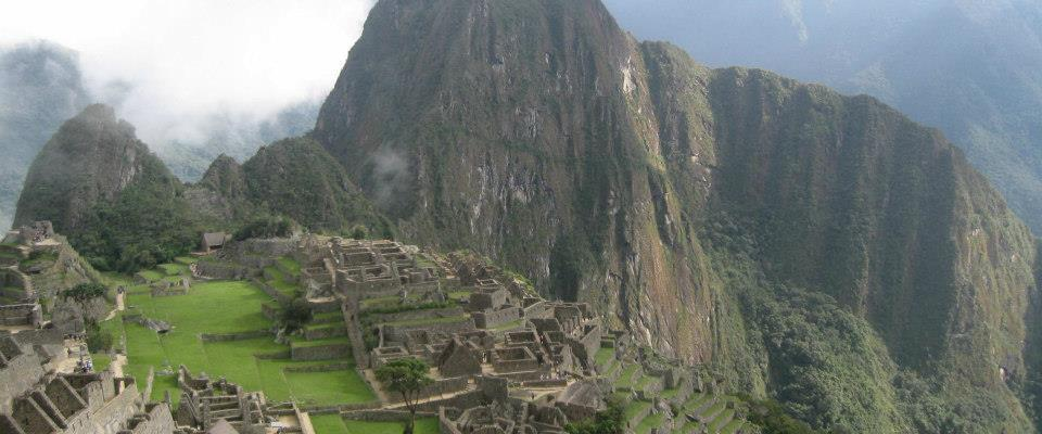 Machu Picchu Inkastadt