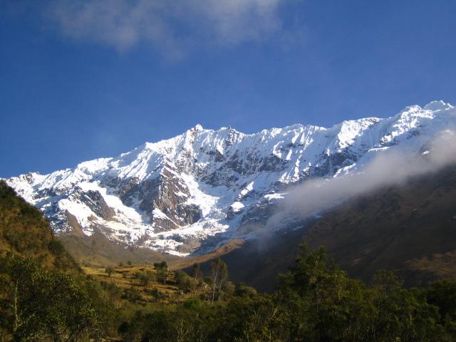 Salkantay-Trekking