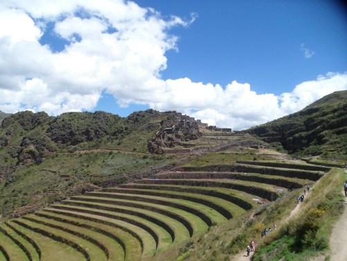 Inkastadt Pisac, Peru, Peru Tourismus, Cusco