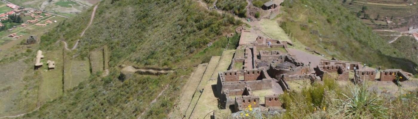 Cusco, Pisac, Tourismus Peru, Inka, Inka Stadt, Inka Zitadelle