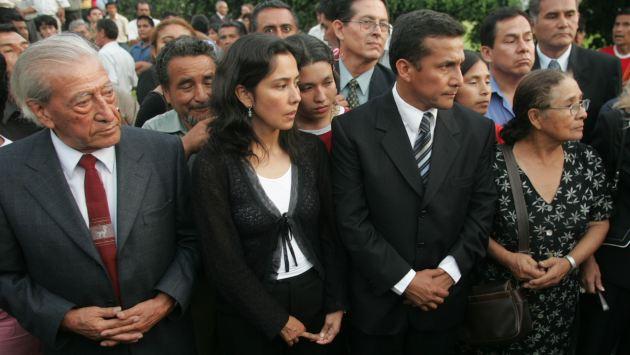 Hábeas corpus busca 'librar' al presidente Humala de su propia familia. (USI)