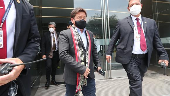 Comisión de Ética aprueba investigar a Guido Bellido por denuncia de  agresión verbal nndc | POLITICA | PERU21