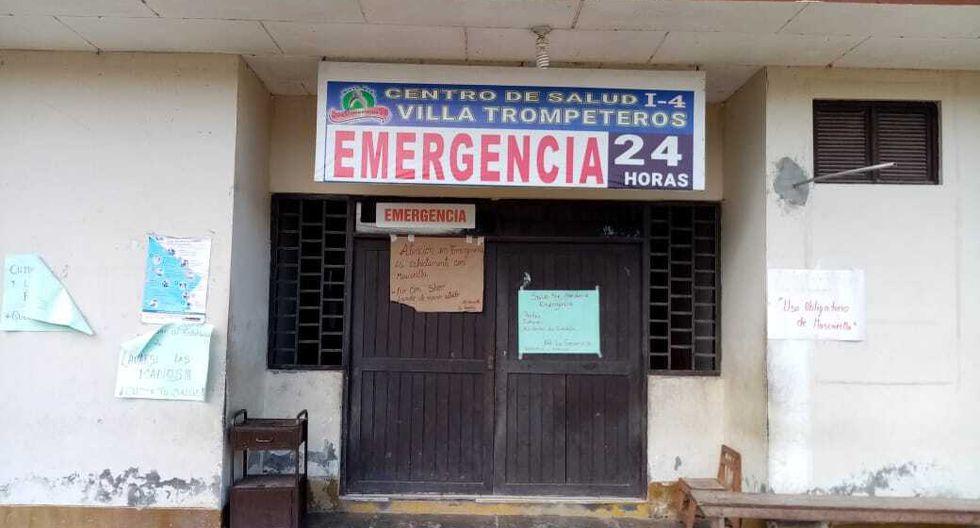 Un solo médico atiende a 11 mil personas de comunidades nativas contagiadas con COVID-19. (Foto: Comunidad Pucacuro)