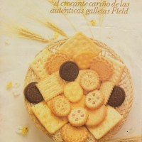 "Galletas ""Field""-1987"