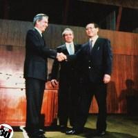 Debate Presidencial Vargas Llosa-Fujimori -1990