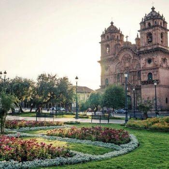 city tour cusco - plaza de armas cusco