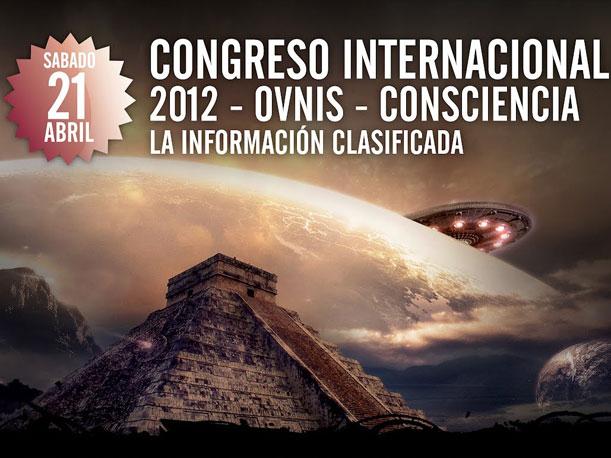 Congreso OVNI el 21 de abril en Lima