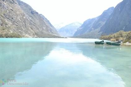 La Laguna de Llanganuco