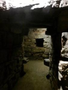 Galerías en Chavín de Huántar- Huari-Ancash