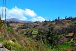 """Vista del Cementerio General de Aija """"Huancall"""""""