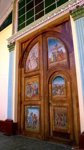Iglesia de La Merced Aija