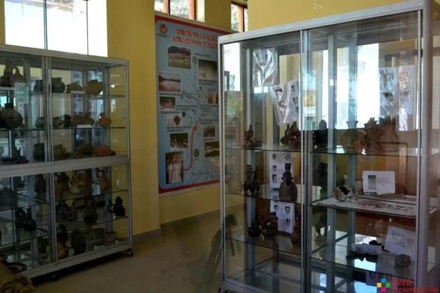 Museo Municipal del distrito de La Merced en Aija